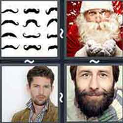 4 pics 1 word answers 5 letters pt 56 4 pics 1 word answers and cheats level beard expocarfo Choice Image